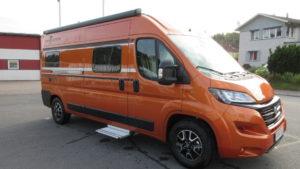 Vantourer Sport 600 L Automat 150 hk Såld
