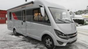 Bürstner Ixeo I 746 Lounge Automat 9 vxl 2020