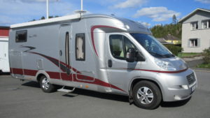 Hobby Toscana Exlusive 690 3,0 160 hk 1 Års garanti Såld